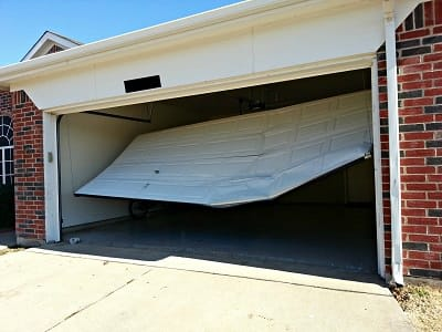 Garage Door Repair in Richmond, TX
